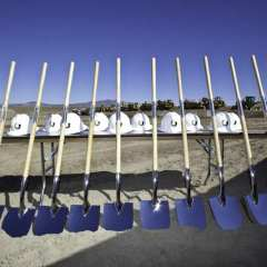 """Updated with Video"" North Hopkins Breaks Ground for New School"