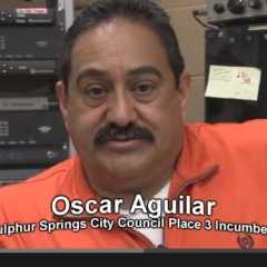Place 3 Councilman Oscar Aguilar Filed Wednesday