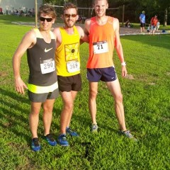 Wilder, Hicks, Mabry Top Three in 5K Milk Run