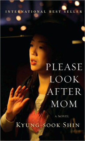 """Please Look After Mom"" Book Cover"