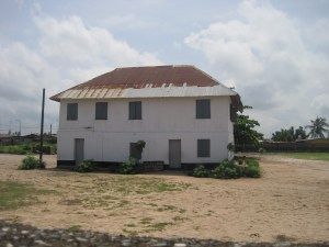The First Storey Building in Nigeria