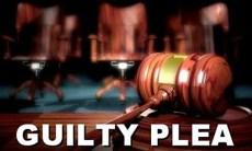 Guilty plea