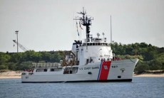 Coast Guard Ship