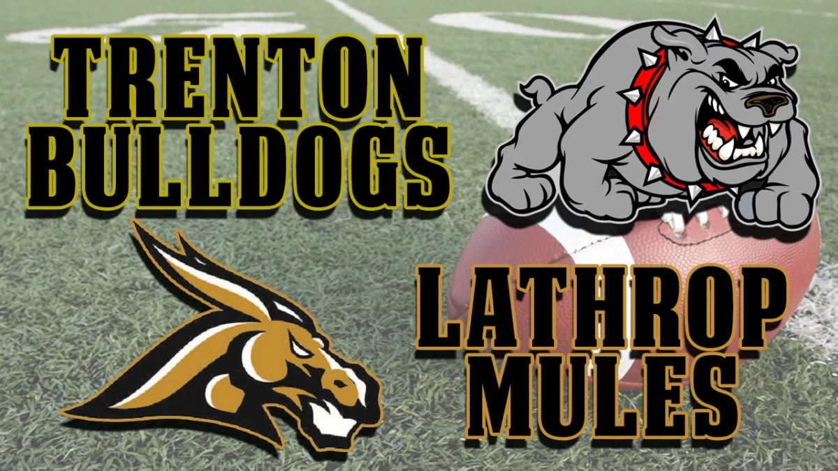 Live video of the Trenton Bulldogs versus Lathrop Mules on KTTN