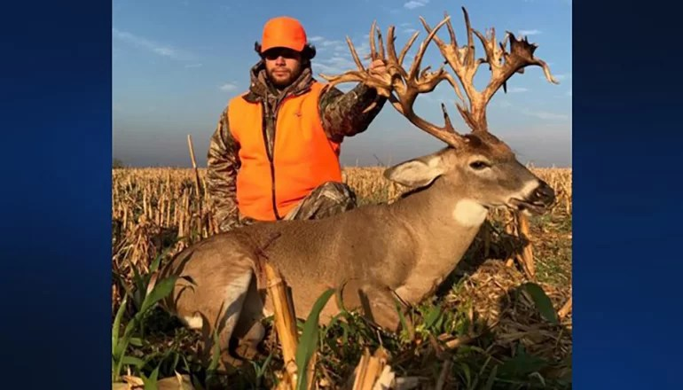 Potential world record-breaking deer killed in Gallatin, Tennessee