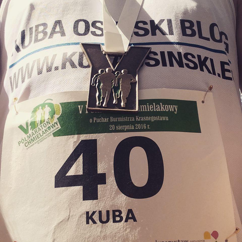 V Półmaraton Chmielakowy