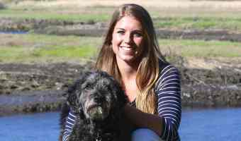 Kuddly's Veterinarian Of The Month For October: Dr. Chelsea Anderson