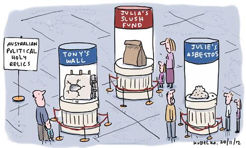 The Australian 20 November 2012