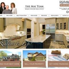 Remax – MLS Search Website Development