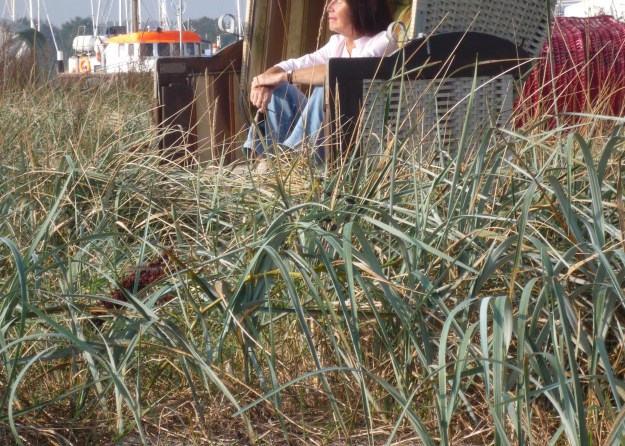 Ihr Sonnenbad im Strandkorb nahe Ihres Ferienhauses