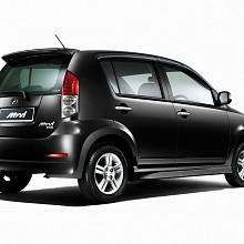 Perodua Myvi 1.3 Exclusive Edition - kredit paultan.org