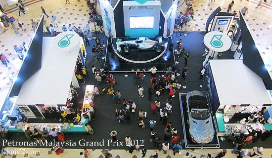 petronas malaysia grand prix  klcc