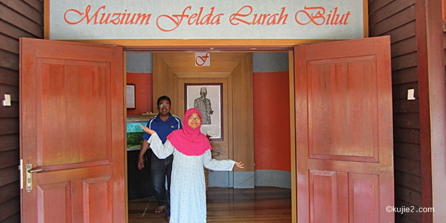 muzium felda lurah bilut bentong