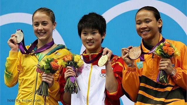 pandelela rinong pamg menang gangsa olimpik 2012