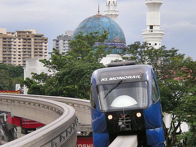tren kl monorail