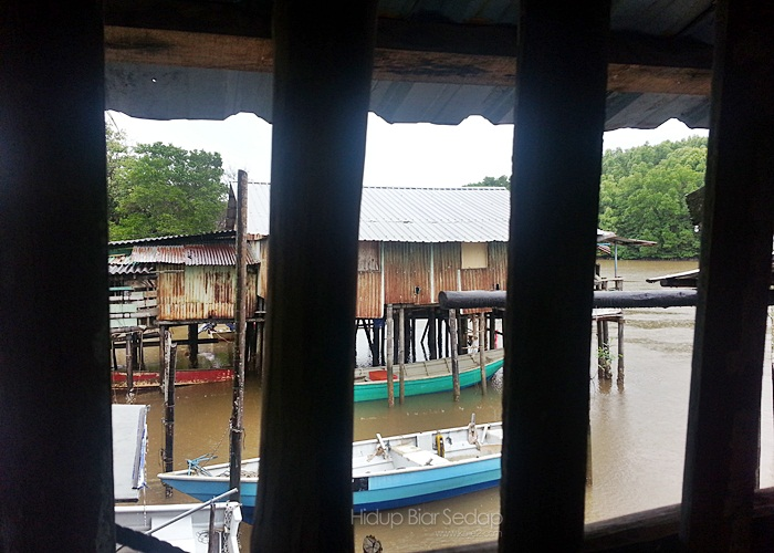 kampung nelayan sedili kechil