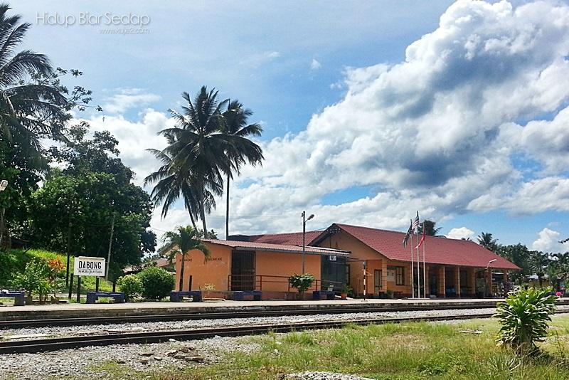 Stesen Keretapi Dabong