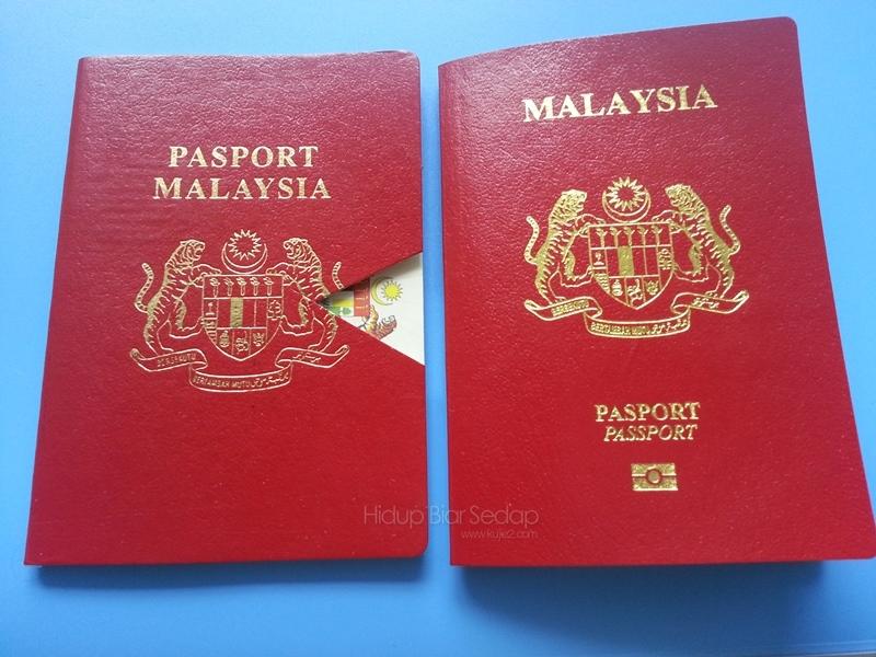 pasport malaysia antarabangsa