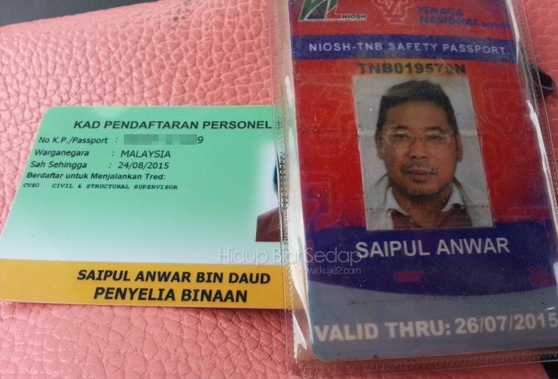 safety passport niosh tnb