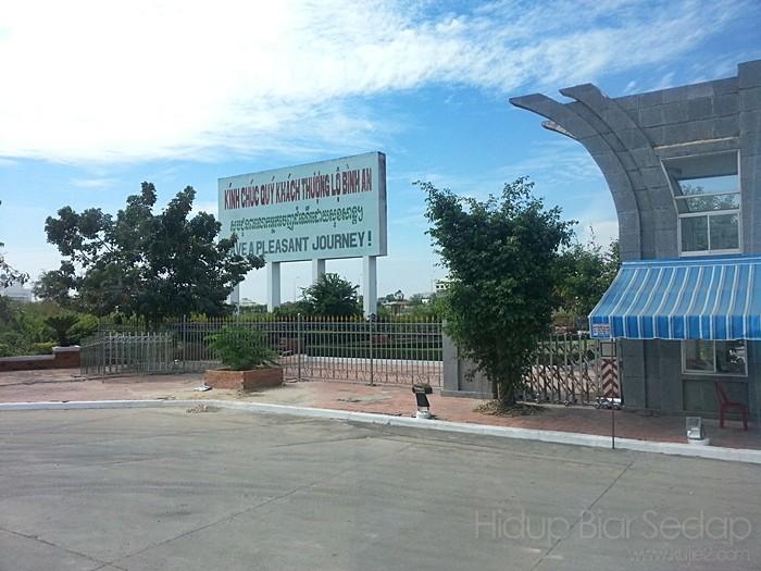 sempadan Vietnam