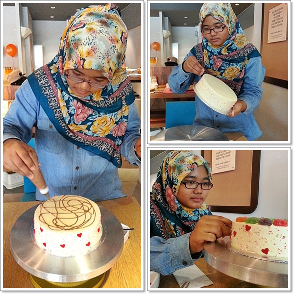 do it your self cake deco