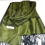 Green and designed cashmere