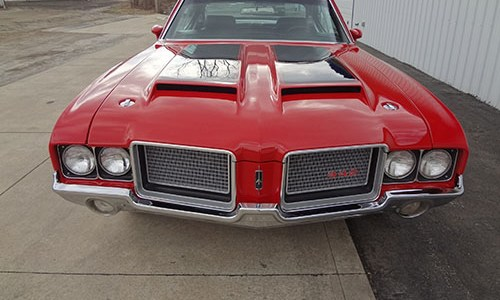 1972 Olds 442 003