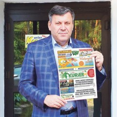 Wicepremier i Minister Gospodarki odwiedził Redakcję KURIERA W…