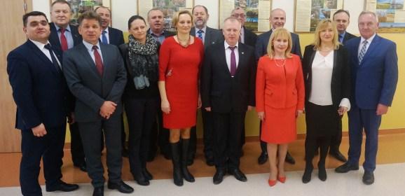 Konwent Wójtów i Burmistrzów Powiatu Węgrowskiego