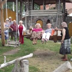 Seniorzy w Wąsewie i Broku