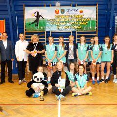 XV Wiosenny Turniej Piłki Ręcznej Dziewcząt o Puchar Wójta Gminy Małkinia Górna