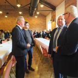 Spotkanie wielkanocne dla samorzadowców powiatu wołomińskiego