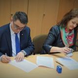 Blisko 2 mln 900 zł dofinansowania na termomodernizację SP Nr 1 i OSP Łochów Fabryczna