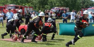 Gminne Zawody Sportowo – Pożarnicze drużyn Ochotniczych Straży Pożarnych