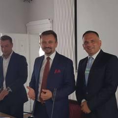 Absolutorium dla Burmistrza Ząbek