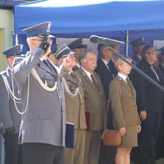 Obchody Święta Policji w Wyszkowie 2017