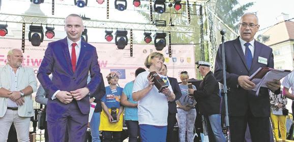 Kolorowy i smaczny Festiwal Sołectw w Jabłonnie