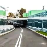 Drugi tunel w Wołominie w końcu został otwarty!
