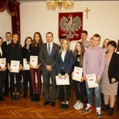 """Program stypendialny """"Talenty Wyszkowa"""""""