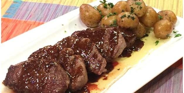 Fillet Mignon Steak in Adobo Sauce Recipe
