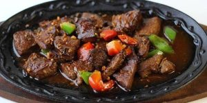 Beef Salpicado Recipe