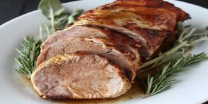 Ginger Lime Pork Loin Recipe
