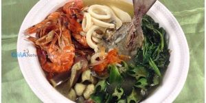 Seafood Sinigang Sa Calamansi Recipe