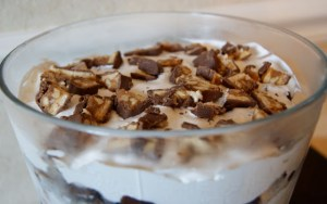Snicker Trifle