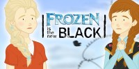 frozen is the new black