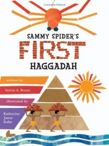 Sammy-Spiders-First-Haggadah-225×300