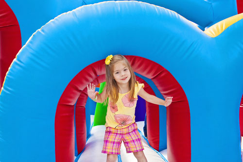 bouncy-house