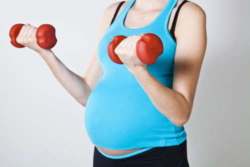 exercising-while-pregnant