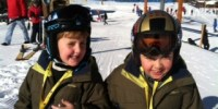 kids-skiing