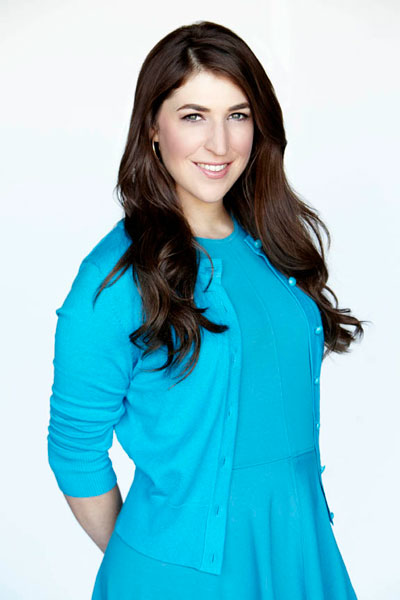 mayim-in-blue